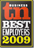 TN Best Employers of 2009